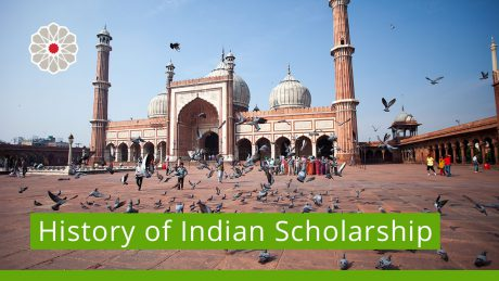 History of Indian Scholarship