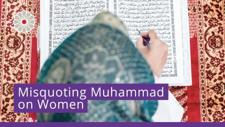 Misquoting Muhammad on Women