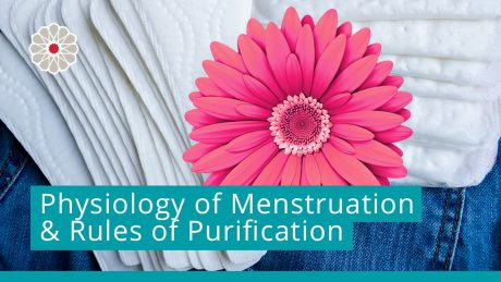 Physiology of Menstruation and Rules of Purification